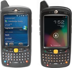 מסופון Android MC67