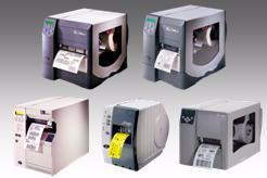 מדפסות ברקוד תעשייתיות